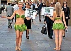 Богема сделала вегетарианство дорогим удовольствием