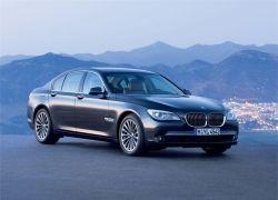 Тест-драйв BMW 750 Li Basic