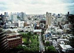 Прогулка по Токио Джонатана Мура