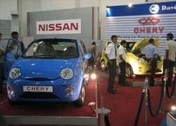 Китайский автомобиль за 5560 долл, работающий на энергии солнца