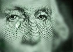 Составлен рейтинг лучших шуток на тему финансового кризиса