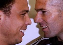 Роналдо вернется на поле в матче против Зидана