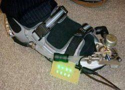 Обувь, вырабатывающая энергию, поступит в продажу уже в 2010 году