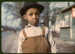 Америка 70 лет назад в цветных фотографиях