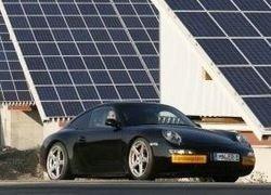 Официальный выпуск первого электромобиля Porsche
