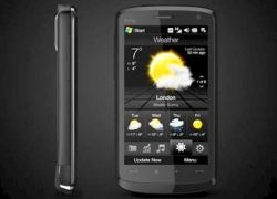 HTC Touch HD появится в продаже 6 ноября