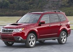 Subaru Forester стал внедорожником года