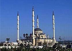 В Грозном открылась самая большая мечеть в Европе