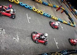 Лучшие места для автогонок в Москве