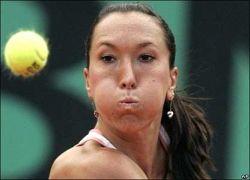 Елена Янкович прервала свою победную серию