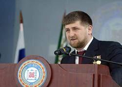 Кадыров уступил свое место в чеченском парламенте