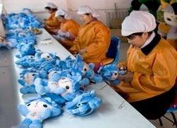 В Китае начались увольнения на заводах по производству игрушек