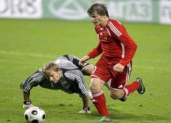 Гол Аршавина признан лучшим в Европе