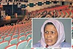 Впервые женщина-имам выступила с проповедью перед мужчинами