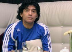 Марадона хочет занять вакантный пост главного тренера Аргентины