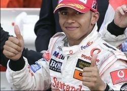 Льюис Хэмилтон завоевал поул-позишн Гран-При Китая
