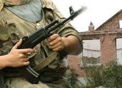 Военная колонна обстреляна в Ингушетии