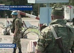 Посты правоохранительных органов Южной Осетии обстреляли из пулеметов