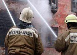 Пожар в Екатеринбурге: эвакуированы более ста человек