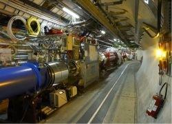 Большой адронный коллайдер будет запущен только весной 2009 года
