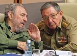 Фидель и Рауль Кастро награждены орденами РПЦ