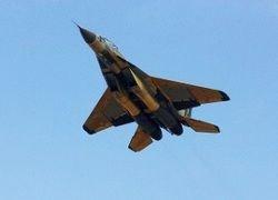 Названа причина аварии истребителя МиГ-29 под Читой