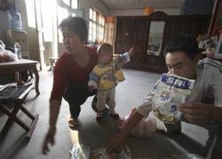 110 детей заражены вирусом ящура в Китае