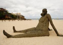 "Выставка скульптур \""Sculpture by the Sea\"" в Сиднее"