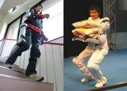 В Японии создан костюм, увеличивающий силу человека в 10 раз