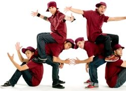 Лучшие танцевальные команды мира