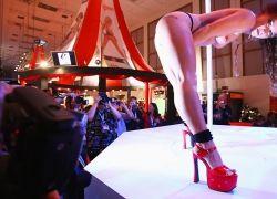 Эротическая выставка в Берлине