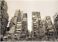Токио в руинах