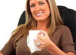 Кофеин может уменьшить размер женской груди