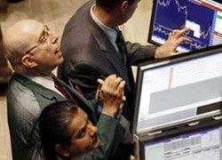 Российский рынок акций закрылся значительным ростом