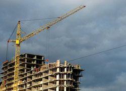 Кредитный кризис больно ударил по строительным компаниям