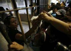 Драка в мексиканской тюрьме: 21 человек погиб