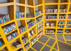 Книжный магазин журнала о путешествиях Vagabond