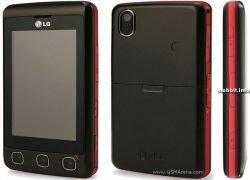 Новость на Newsland: LG Cookie (KP500) - цена и новые подробности