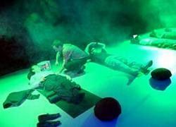 Ученый создал самую расслабляющую комнату в мире