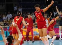 Женская сборная Китая по волейболу прекратила свое существование