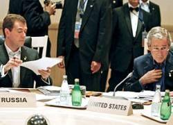 Медведев: Россия расплачивается за ошибки США