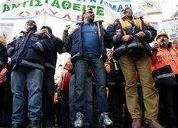 В Греции снова всеобщая забастовка