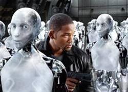 Количество роботов в мире утроится к 2011 году