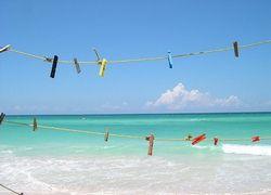 Украденный на Ямайке пляж так и не нашелся