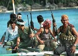 Освобождено захваченное сомалийскими пиратами индийское судно