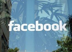 Facebook достиг рекордной посещаемости в США