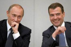 В Америке кризис породил панику, а в России - анекдоты