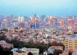 Азербайджан привлекает все больше туристов