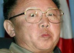 Ким Чен Ир появился на телевидении в компании с покойником