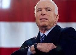 Маккейн нашел слабое место Обамы
